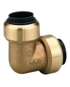 """Elbow 90° D22 Male ISO7R 3/4"""""""