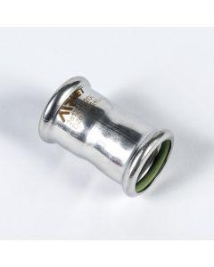 """Equal Socket 316L D15 (1/2"""")"""